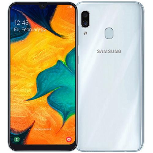 Смартфон Samsung A305 Galaxy A30 64Gb RUS (белый)