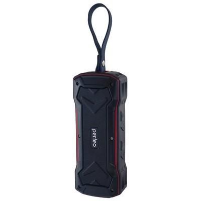 Bluetooth-колонка Perfeo «GRANDE» FM, MP3 microSD, AUX, мощность 10Вт, 2600mAh