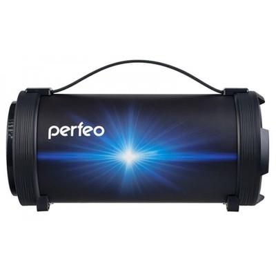 Bluetooth-колонка Perfeo PF-A4317 FM, MP3, USB, EQ, AUX, мощность 19Вт, 4400mAh