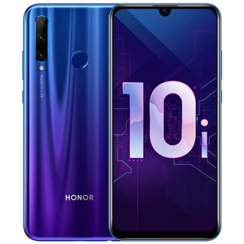 Смартфон Honor 10i 4/128Gb RUS (синий)