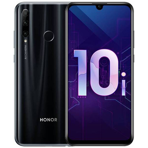 Смартфон Honor 10i 4/128Gb RUS (черный)