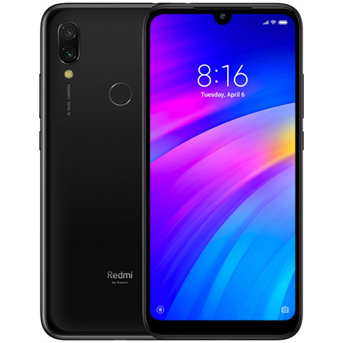 Смартфон Xiaomi Redmi 7 2/16Gb EU Global Version (черный)