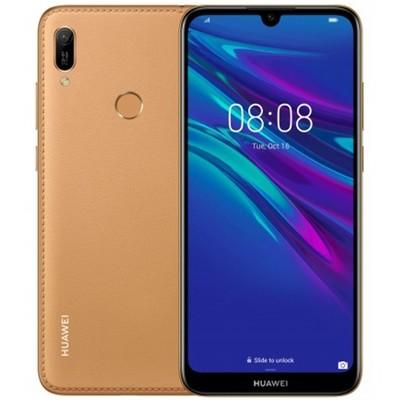 Смартфон Huawei Y6 2019 2/32Gb RUS (янтарный коричневый)