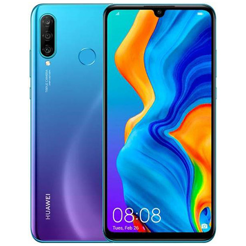 Смартфон Huawei P30 lite 4/128Gb RUS (насыщенный бирюзовый)