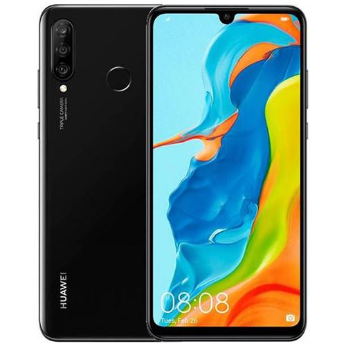 Смартфон Huawei P30 lite 4/128GB RUS (полночный черный)
