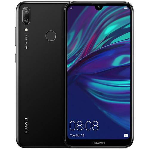 Смартфон Huawei Y7 2019 4/64GB RUS (полночный черный)