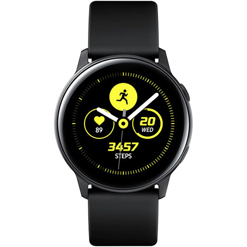 Умные часы Samsung Galaxy Watch Active RUS (black)