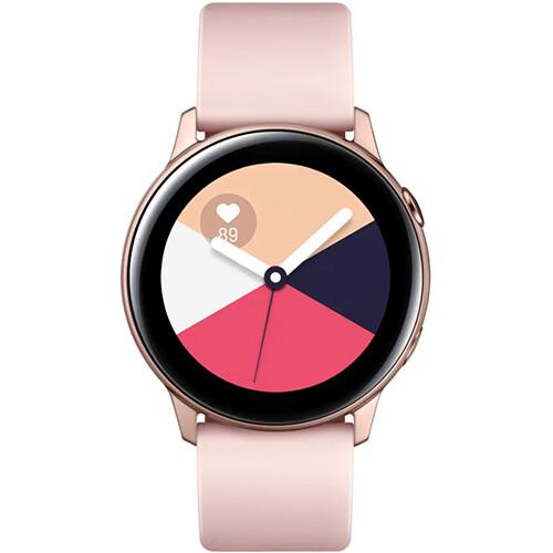 Умные часы Samsung Galaxy Watch Active RUS (gold)
