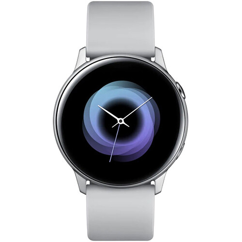 Умные часы Samsung Galaxy Watch Active RUS (silver)