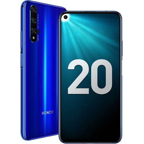 Смартфон Honor 20 6/128Gb RUS (синий)