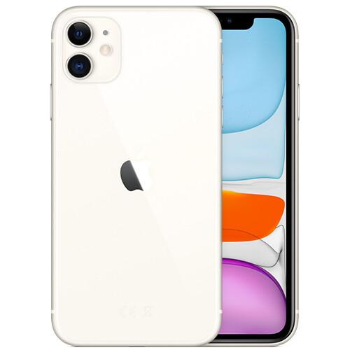 Смартфон Apple iPhone 11 256GB RUS (белый)