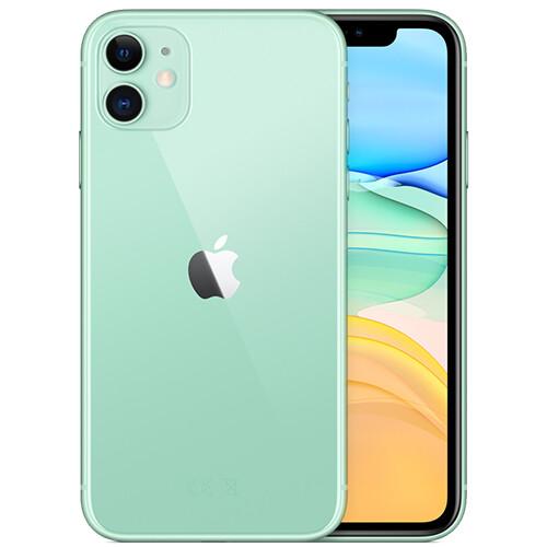 Смартфон Apple iPhone 11 128GB RUS (зеленый)