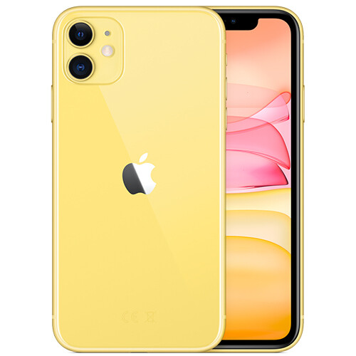 Смартфон Apple iPhone 11 128GB (желтый)