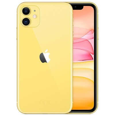Смартфон Apple iPhone 11 64Gb (желтый)