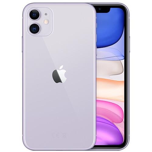 Смартфон Apple iPhone 11 64GB RUS (фиолетовый)