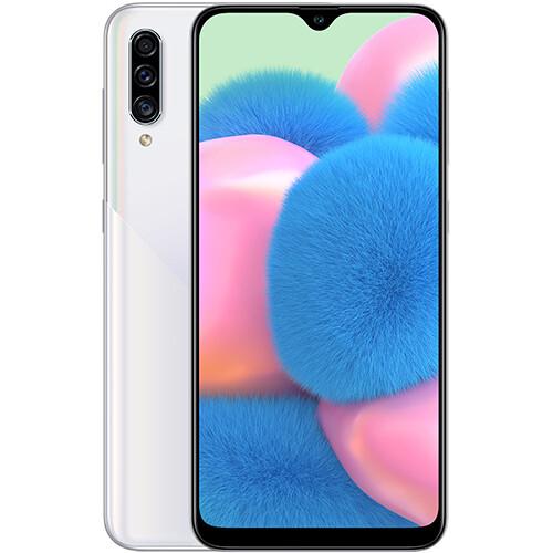 Смартфон Samsung Galaxy A30s 64GB RUS (белый)