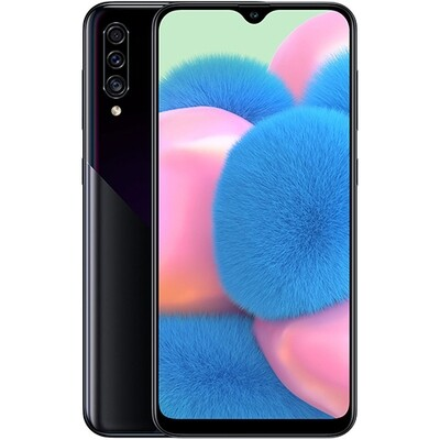 Смартфон Samsung A307 Galaxy A30s 32Gb RUS (черный)