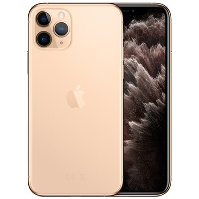Смартфон Apple iPhone 11 Pro 64Gb (золотой)