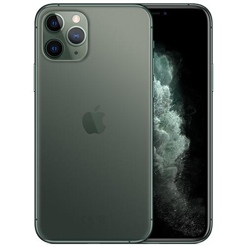 Смартфон Apple iPhone 11 Pro Max 512GB RUS (темно-зеленый)