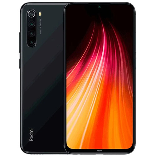 Смартфон Xiaomi Redmi Note 8 4/64GB EU Global Version (черный)