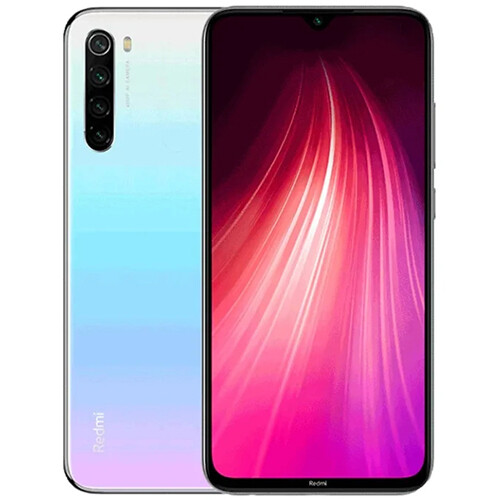 Смартфон Xiaomi Redmi Note 8 4/128GB EU Global Version (белый)