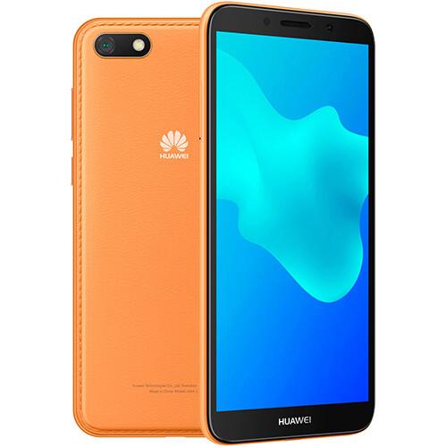 Смартфон Huawei Y5 Lite RUS (янтарно-коричневый)
