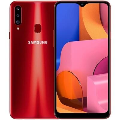 Смартфон Samsung Galaxy A20s 32GB RUS (красный)