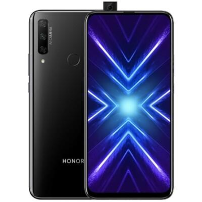 Смартфон Honor 9X 4/128Gb RUS (черный)