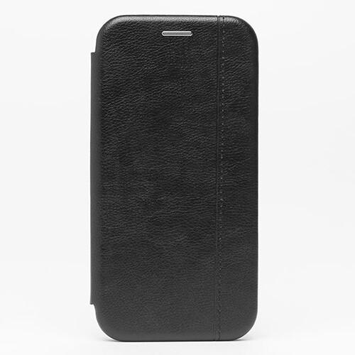 Чехол-книжка для смартфонов Samsung Galaxy Note (9, 10, 10+, 10 Lite, 20, 20 Ultra) черный