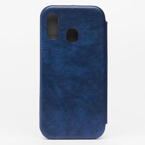 Чехол-книжка для смартфонов Samsung Galaxy Note (9, 10, 10+, 10 Lite, 20, 20 Ultra) синий