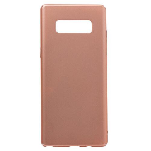 Чехол-накладка с покрытием soft-touch для смартфонов Samsung Galaxy Note (9, 10, 10+, 10 Lite, 20, 20 Ultra) золотой