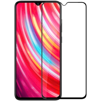 Защитное стекло Full Screen 5D для смартфонов Xiaomi Redmi Note (4, 4X, 5, 6 Pro, 7, 8, 8T, 8 Pro, 9, 9S, 9 Pro, Mi Note 10, Mi Note 10 Lite)