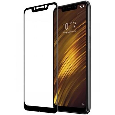 Защитное стекло Full Screen 5D для смартфона Xiaomi Pocophone F1