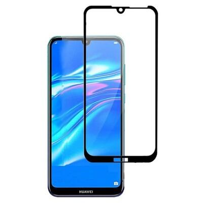Защитное стекло Full Screen 5D для смартфонов Huawei Y5 2019, Y5 Lite, Y5p, Y6 2019, Y6p, Y6s, Y7 2019, Y8P