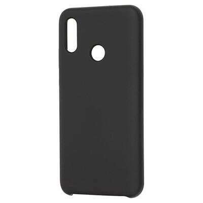 Силиконовый чехол для смартфонов Honor 10, 10 Lite, 10i черный