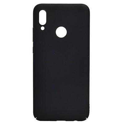 Чехол-накладка с покрытием soft-touch для смартфонов Honor 10, 10 Lite, 10i черный