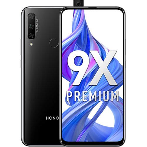 Смартфон Honor 9X Premium 6/128GB RUS (черный)