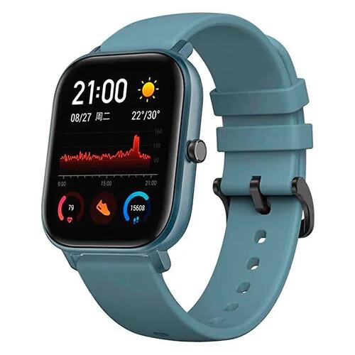 Умные часы Amazfit GTS RUS (голубой)