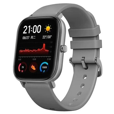 Умные часы Amazfit GTS (серый)