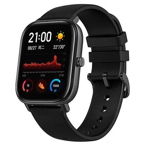 Умные часы Amazfit GTS RUS (черный)