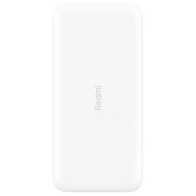 Внешний аккумулятор Xiaomi Redmi Power Bank Fast Charge 20000 mAh (белый)