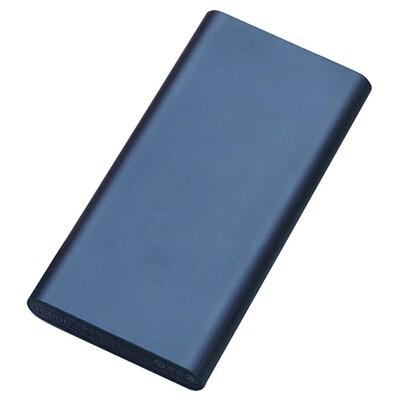 Внешний аккумулятор Xiaomi Mi Power Bank 3 10000 mAh (PLM13ZM) (черный)