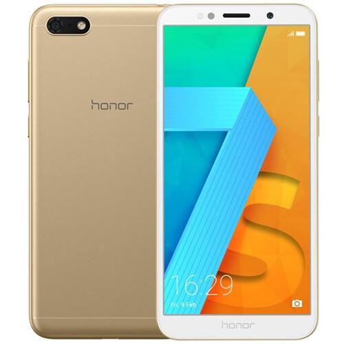 Смартфон Honor 7S 1/16GB RUS (золотой)