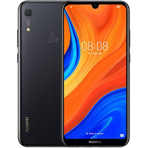 Смартфон Huawei Y6s 3/64GB RUS (черный)