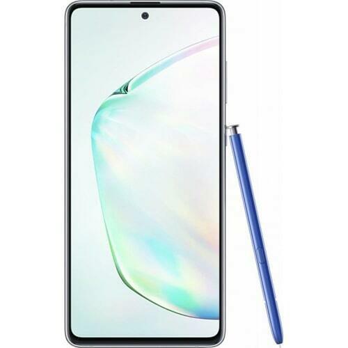 Смартфон Samsung Galaxy Note 10 Lite 6/128GB RUS (аура)