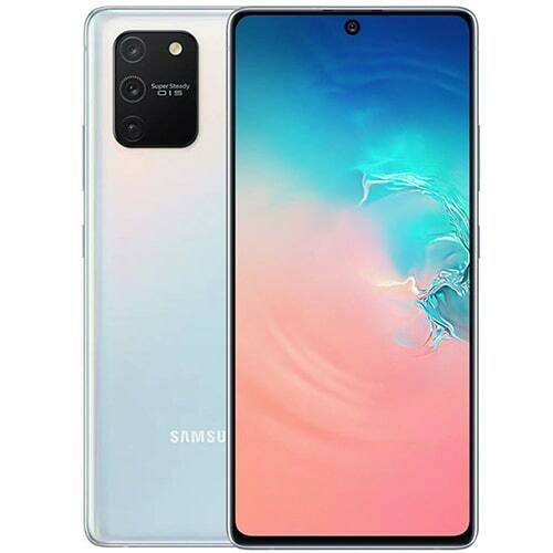 Смартфон Samsung Galaxy S10 Lite 6/128GB RUS (перламутр)