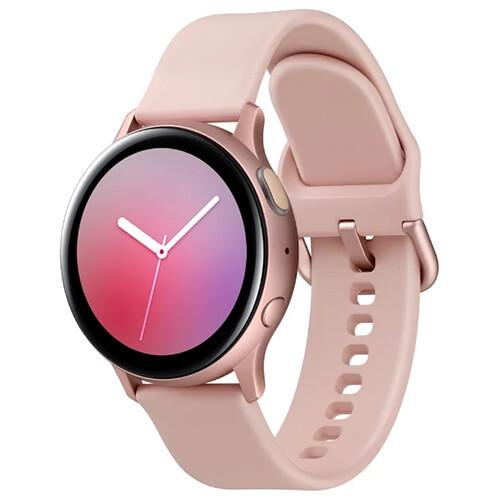 Умные часы Samsung Galaxy Watch Active2 алюминий 40 мм RUS (ваниль)