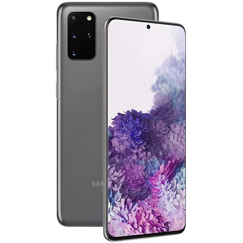 Смартфон Samsung Galaxy S20+ 8/128GB RUS (серый)