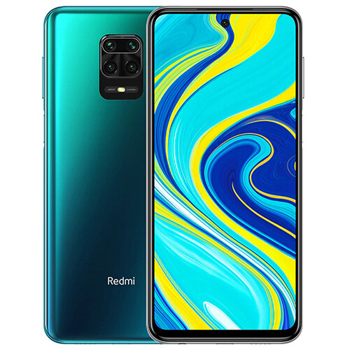 Смартфон Xiaomi Redmi Note 9S 4/64GB RUS (синий)