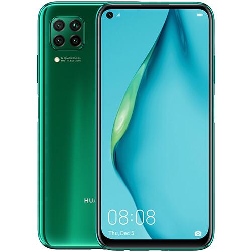 Смартфон Huawei P40 Lite 6/128GB RUS (зеленый)